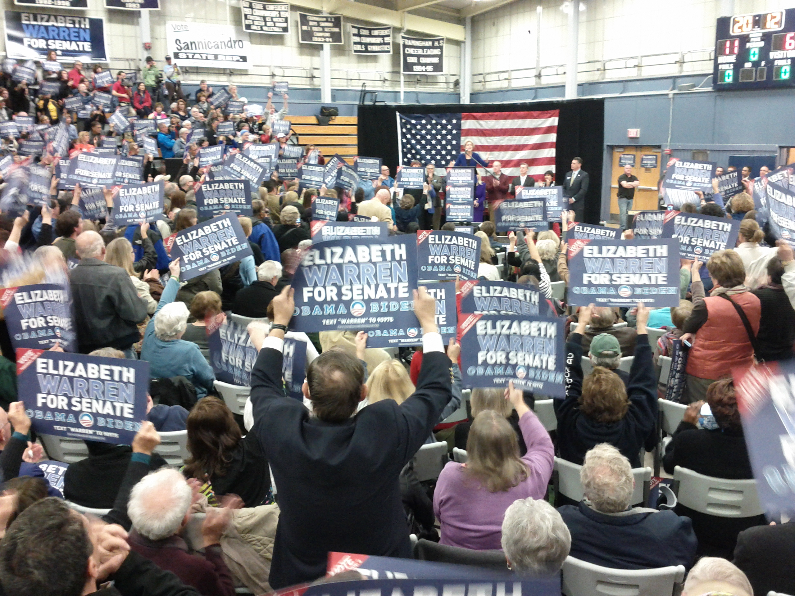 Framingham Rally